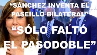 ¡DESCARNADA MOFA DE ANA ROSA QUINTANA HACIA PEDRO SÁNCHEZ!