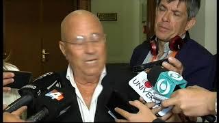 Edgardo Novick se reunió con Beatriz Argimón para hablar del proyecto de ley de urgencia