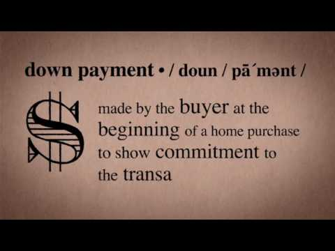 Defining Downpayment   Steven Edwards SLE Property Group      7:7