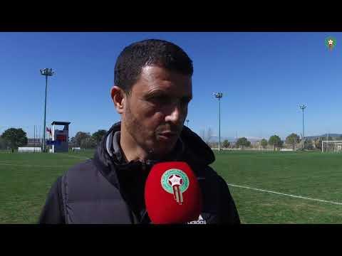 تصريح جمال سلامي بعد مباراة الكاميرون
