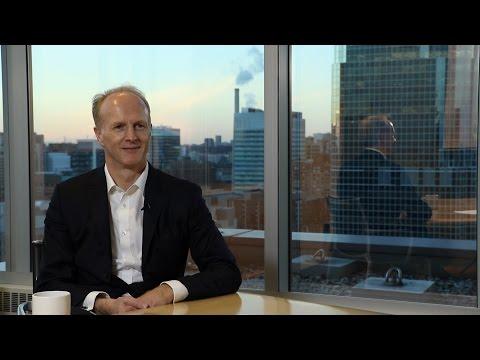 PwC's 20th CEO Survey: Mark Machin of Canada Pension Plan Investment Board (CPPIB)