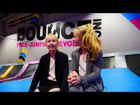 Iza & Elle meet and greet | BOUNCE Sweden