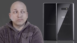 Samsung Galaxy Note 9 Update & Galaxy Tab S4 Leaked