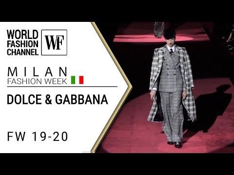 Dolce & Gabbana Fall-winter 19-20 MFW