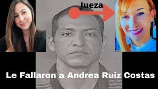 Jueza Ingrid Alvarado no le importo caso Andrea Ruiz Costas (Audio)