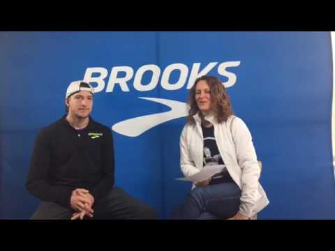 Brooks Live: Q&A With Cas Loxom