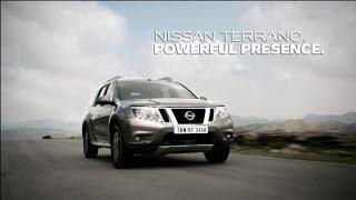 Nissan Terrano Online World Premiere