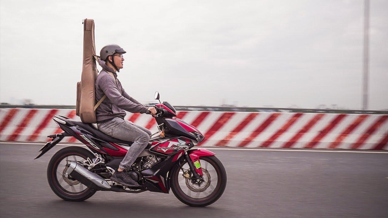 Đánh giá Honda Winner X của Đen Vâu trong MV Đi Về Nhà