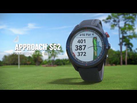 Garmin Approach S62 - für deinen perfekten Abschlag