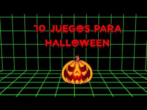 Game Museum TV 16 : 10 juegos para Halloween
