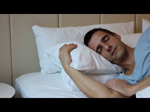 Sleep doctor reveals what you can do to fall asleep faster
