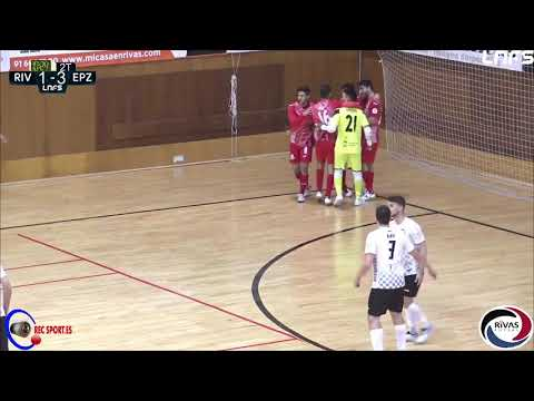 Rivas Futsal - ElPozo Ciudad de Murcia Jornada 4 Grupo D Segunda División Temp 20 21