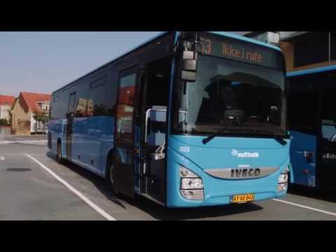 En dag som buschauffør
