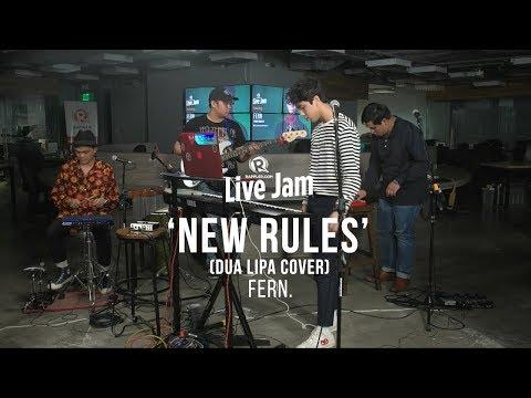 'New Rules' (Dua Lipa cover) – Fern.