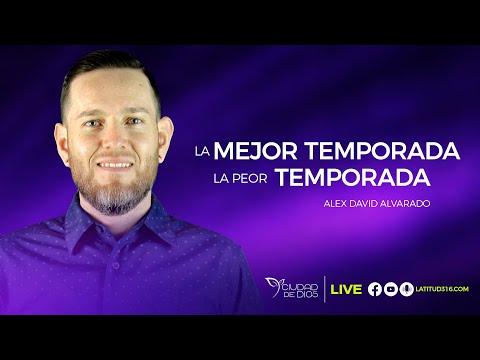La Mejor Temporada - La Peor Temporada | Alex David Alvarado