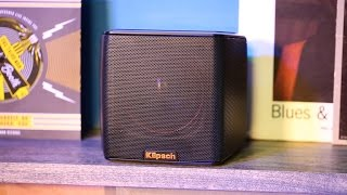 Klipsch Groove: 'Insanely powerful' mini Bluetooth speaker