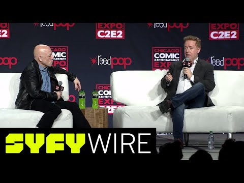 Brian Michael Bendis & Mark Millar Full Panel: Time At Marvel Together & More | C2E2 | SYFY WIRE