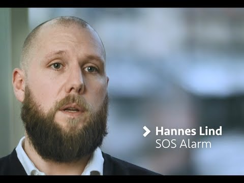 SOS Alarm - Personlarm