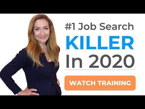 #1 Job Search Killer In 2020 photo