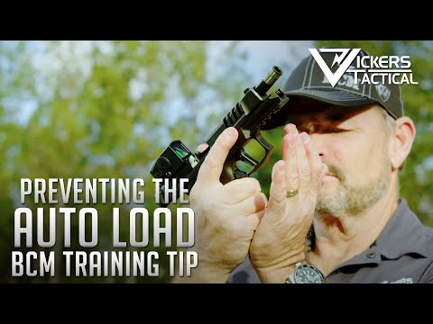 "BCM Training Tip - Preventing the ""Auto-Load"""