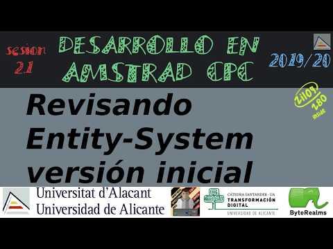 Arquitectura Entity-System: revisando la implementación inicial
