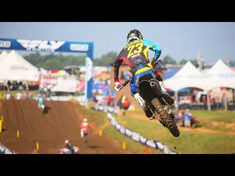 Aaron Plessinger Battles the Track at Muddy Creek | Moto Spy Ep 3