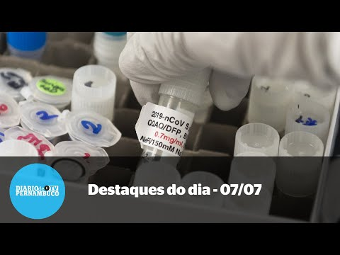 Notícias do dia: Bolsonaro doente e sem máscara, futebol vetado e inscrição para testar vacina