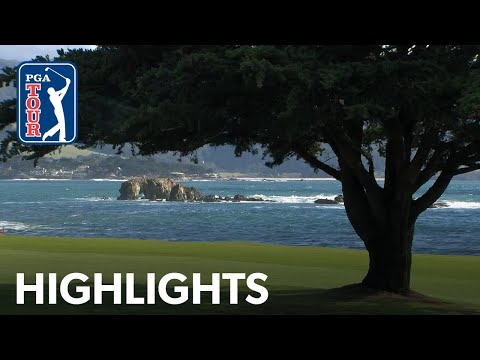 Highlights | Round 3 | AT&T Pebble Beach 2019