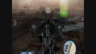 Transformers The Game Walkthrough part 1