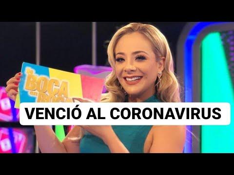 CYNTHIA NAVEDA VENCIÓ AL CORONAVIRUS