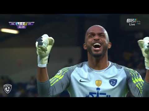أهداف مباراة الهلال والاتحاد 2-1 - كأس السوبر السعودي 2018