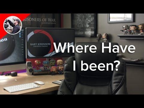 November 2016 Update:  Where Have I Been???  What's Next?
