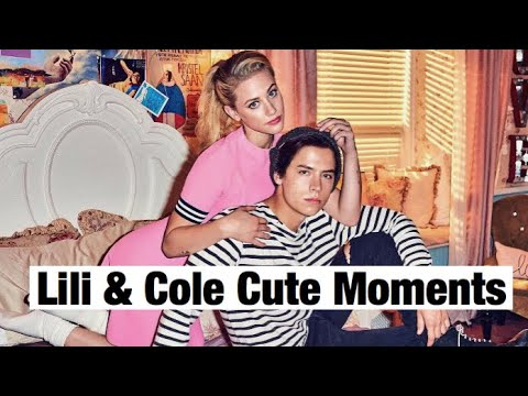 connectYoutube - Lili Reinhart & Cole Sprouse | Cute Moments (Part 5)