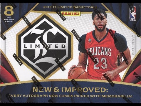 Box Busters: 2016-17 Limited Basketball