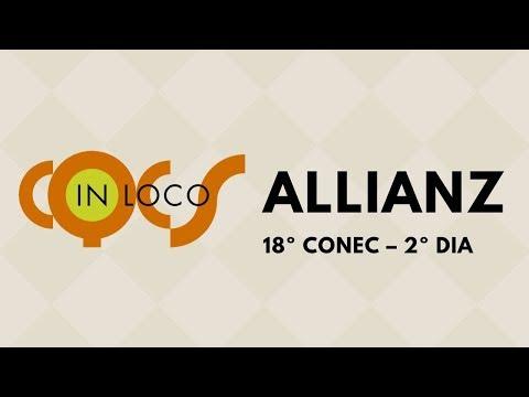 Imagem post: 18º CONEC – Allianz – 2º Dia