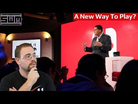 connectYoutube - News Wave Extra! - Nintendo To Unveil A