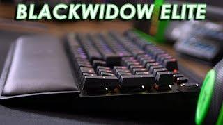 Vidéo-Test : Razer Blackwidow Elite | TEST | Un clavier gaming complet et performant