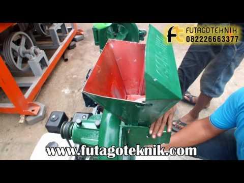 Mesin Tepung Disk Mill | Mesin Penepung Hemat Energi