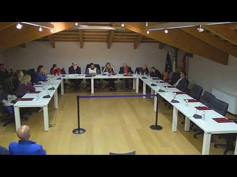 Consiglio Comunale Comune di Porto Viro del 28/10/2019