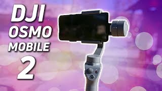 DJI Osmo Mobile 2 Review: Smooth, for the most part