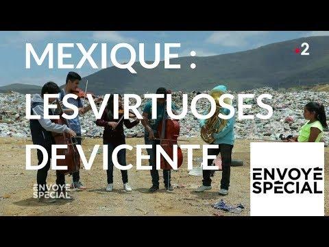Envoyé spécial. Les virtuoses de Vicente -31 mai 2018 (France 2) Nouvel Ordre Mondial, Nouvel Ordre Mondial Actualit�, Nouvel Ordre Mondial illuminati