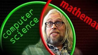 Computer Science ? Mathematics (Type Theory) - Computerphile