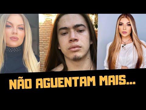 WHINDERSSON, LUISA SONZA E GKAY: NINGUÉM AGUENTA MAIS...