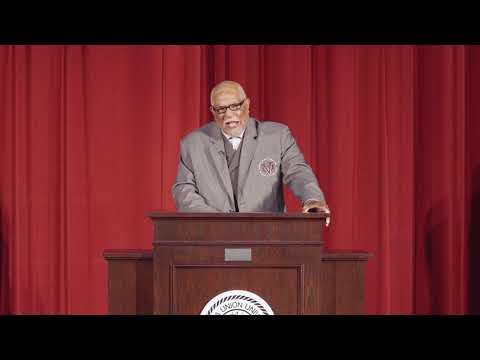 Virginia Union University Chapel Service   February 18, 2021
