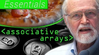 Essentials: Brian Kernighan on Associative Arrays - Computerphile
