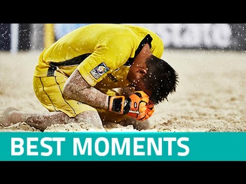 BEST MOMENTS: CONCACAF Beach Soccer Championship Bahamas 2017