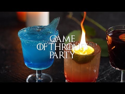 THE FINAL EPISODE! Game of Thrones Watch Party Recipes Compilation