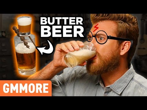 Harry Potter Butterbeer Bomb