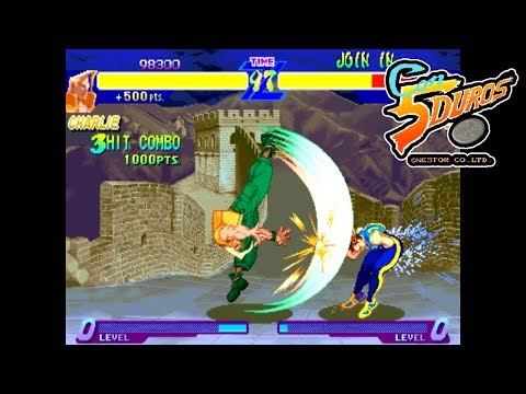 "[BIS] STREET FIGHTER ALPHA: WARRIORS' DREAMS (CHARLIE) - ""CON 5 DUROS"" Episodio 85 (1cc) (CTR)"