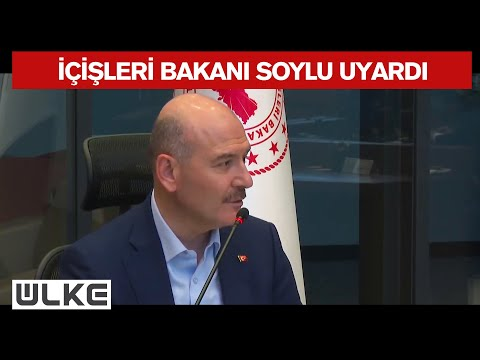 İçişleri Bakanı Süleyman Soylu'dan şampiyonluk kutlaması çağrısı
